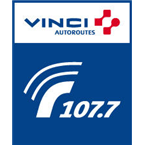 Radio Vinci Autoroutes Ouest - ASF Atlantique 107.7 FM France, La Rochelle