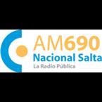 Radio Nacional (Salta) 690 AM Argentina, Salta