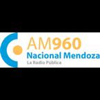 Radio Nacional (Mendoza) 960 AM Argentina, Mendoza