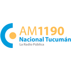 Radio Nacional (Tucumán) 1190 AM Argentina, Tucumán
