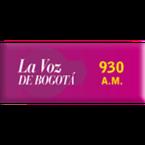 La Voz de Bogotá 930 AM Colombia, Bogotá
