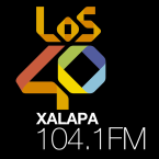 Los 40 104.1 FM Mexico, Xalapa