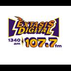 Éxtasis Digital 107.7 FM Mexico, Ahuatepec