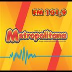 Rádio Metropolitana (Taubaté) 101.9 FM Brazil, São José dos Campos