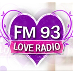 Love Radio 93FM 93.0 FM Thailand, Pattani