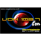 VOX Panama 103.7 FM Panama, Aguadulce