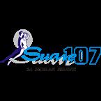 Suave 107 107.3 FM Dominican Republic, Santiago