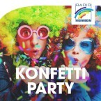 Radio Regenbogen Konfetti-Party Germany, Mannheim
