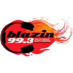 Blazin 99.3 99.3 FM Saint Lucia, St. Lucia