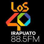 Los 40 88.5 FM Mexico, Irapuato
