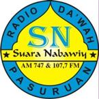 Radio Suara Nabawiy FM 107.7 FM Indonesia, Pasuruan