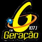 Rádio Geração FM 107.1 FM Brazil, Porto Alegre