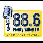 Plenty Valley FM 88.6 FM Australia, Melbourne