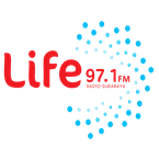 Life Radio Surabaya 97.1 FM Indonesia, Surabaya