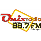 ONIX RADIO 88.7 FM Indonesia, Balikpapan