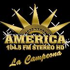 America Estereo Radio (Quito) 104.5 FM Ecuador, Quito