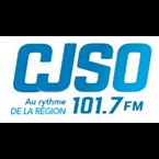 CJSO-FM-1017 101.7 FM Canada, Trois-Rivières