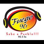 Fuego 90 FM 90.5 FM Dominican Republic, Santiago de los Caballeros