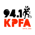 KPFA 97.5 FM USA, Santa Cruz