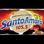 Rádio Santo Amaro FM 105.5 FM Brazil, Santo Amaro