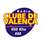 Rádio Clube de Valença 650 AM Brazil, Valença