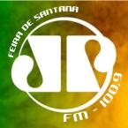 Rádio Jovem Pan FM (Feira de Santana) 100.9 FM Brazil, Feira de Santana