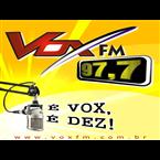 Rádio Vox FM 97.7 FM Brazil, Ipueiras