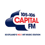 Capital Edinburgh 105.7 FM United Kingdom, Edinburgh