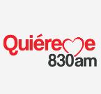 Quiéreme 830 830 AM Mexico, Mexico City