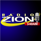 Radio Zion 540 AM Mexico, Tijuana