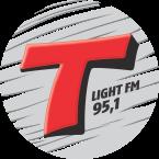 Rádio Light FM 95.1 FM Brazil, Curitiba