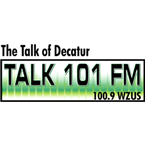 Talk 101 FM 100.9 FM United States of America, Decatur