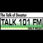 Talk 101 FM 100.9 FM USA, Decatur
