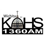 KAHS 1360 AM 1360 AM USA, Wichita