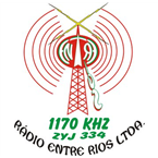 Rádio Entre Rios 1170 AM Brazil, Santo Antonio Do Sudoeste