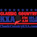 Classic Country KXA 1520 AM USA, Seattle-Tacoma