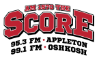 The Score WI 1570 AM USA, Appleton