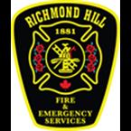 Richmond Hill Fire Dispatch Canada, Ontario (ON)
