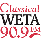 Classical WETA 88.9 FM United States of America, Frederick