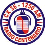 Radio Centenario 1250 AM Uruguay, Montevideo