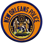 New Orleans Police Department USA