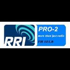 RRI Pro-2 Pontianak 101.8 FM Indonesia, Pontianak