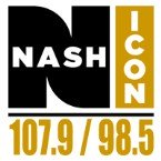 WILE Nash Icon 107.9 FM United States of America, Cambridge