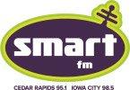 Smart-FM 95.1 FM USA, Cedar Rapids