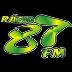 Rádio 87 FM 87.9 FM Brazil, São Paulo