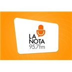 La Nota 95.7 FM 95.7 FM Dominican Republic, Santo Domingo de los Colorados