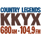 Country Legends 680 104.9 FM USA, San Antonio