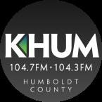 KHUM 104.3 FM USA, Eureka