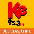 Ke buena Delicias 95.3 FM Mexico, Delicias Municipality
