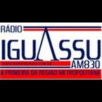 Rádio Iguassu 830 AM Brazil, Curitiba